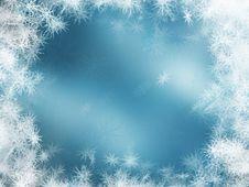 Free Snowflakes Royalty Free Stock Photo - 2934735