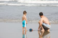 Free Father And Son Stock Photos - 2934813
