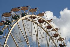 Free Ferris Wheel 2 Stock Photos - 2934883