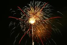 Free Fireworks Royalty Free Stock Photography - 2935247