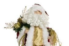Free Santa Claus Figure Close Royalty Free Stock Photos - 2936018