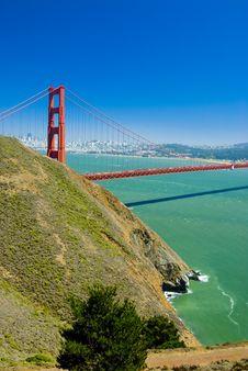 Free Golden Gate Bridge Stock Photos - 2936103