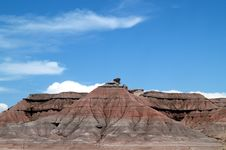 Free Painted Desert Royalty Free Stock Photos - 2938098