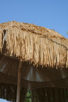 Free Thatched Roof 2 Stock Photos - 2938523