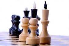 Free Chess-men Stock Photos - 2939053