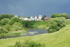 Free Suzdal At Thunderstorm Stock Photos - 2939383