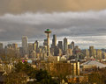 Free Seattle Royalty Free Stock Images - 29303429