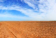 Free Desert Field Landscape Stock Images - 29302054