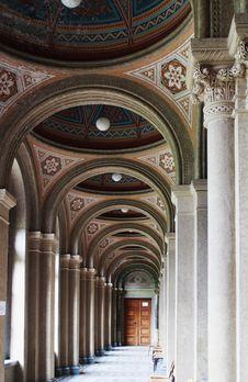 Free Interior Of The Orthodox Church Byzantine Style Stock Photos - 29307813