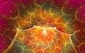 Free Fractal Flower Shape Background Stock Images - 29313954