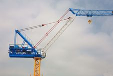 Free Part Of Crane Royalty Free Stock Photography - 29310417