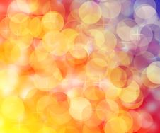 Free Abstract Glowing Background Royalty Free Stock Image - 29312956