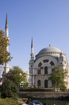 Free Istanbul Mosque Royalty Free Stock Photo - 29313875