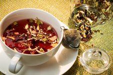 Free Floral Tea Stock Photos - 29315873
