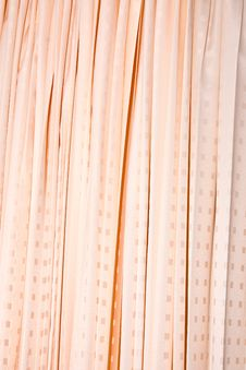 Free Pink Curtains. Royalty Free Stock Photos - 29316168