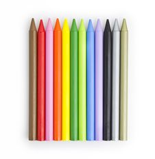 Free Wax Crayons Royalty Free Stock Photography - 29317747