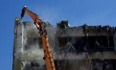 Free Destruction Site Stock Photo - 29318340