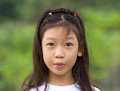 Free Portrait Of Asian Young Girl Stock Photography - 29326002