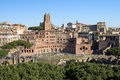 Free Forum Of Trajan In Rome, Italy Stock Image - 29327701