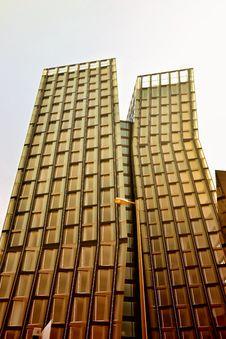 Free A Skyscraper In Hamburg Stock Photography - 29328012