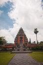 Free Main Gate To Pura Taman Ayun Stock Photos - 29331083