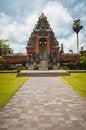Free Main Gate To Pura Taman Ayun Stock Photo - 29331110