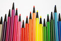 Free Water Color Pens Stock Photo - 29331690