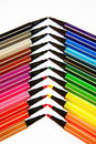 Free Water Color Pens In Line Stock Photos - 29332793
