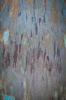 Free Rusty Metal Surface Royalty Free Stock Image - 29331006