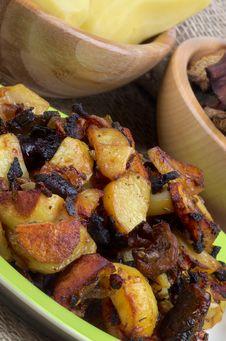 Free Roasted Potato Stock Image - 29334851