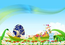 Free Easter Composition Stock Photography - 29337032