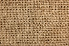 Free Sack Texture Royalty Free Stock Photography - 29338757