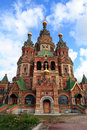 Free Cathedral Of Saints Peter And Paul Church In Peterhof Stock Photo - 29342750