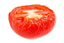 Free Wrinkled Tomato Stock Photography - 29341232