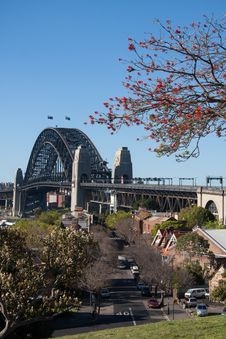 Free Sydney-July 2009 : Habour Bridge Royalty Free Stock Image - 29342076