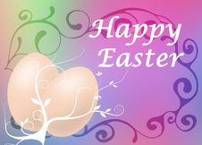 Free Easter Card Royalty Free Stock Photo - 29347625