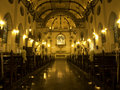 Free Interior Of Holy Rosary Church, Also Called Kalawar Church Royalty Free Stock Image - 29352386