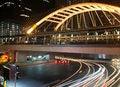 Free Pubic Skywalk With Modern Buildings Of Bangkok Downtown Stock Photos - 29352573