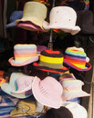 Free Colorful Woven Hat Royalty Free Stock Image - 29358716