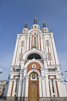 Free Orthodox Church Stock Photography - 29350772