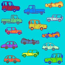 Free Variegated Cars Stock Photos - 29351403