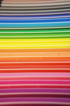 Free Water Color Pens Background Stock Images - 29355404