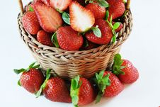 Free Strawberries Royalty Free Stock Photo - 29357235