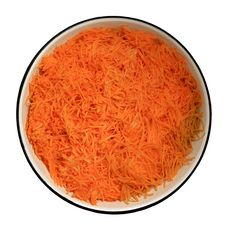 Free Grated Carrots In Bowl Royalty Free Stock Image - 29358016