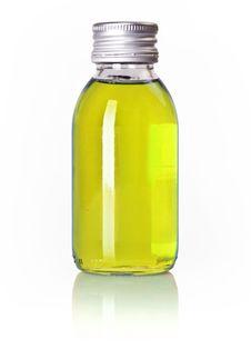 Free Potion Of Yellow Liquid Stock Photo - 29358600
