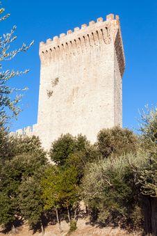 Castiglione Del Lago. Umbria. Royalty Free Stock Photography