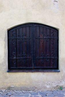 Free Old Window Detail Stock Image - 29363971
