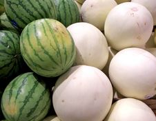 Free Melons Stock Images - 29364424