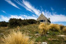 Free Church Of The Good Shepherd In Tekapo Royalty Free Stock Photography - 29365747