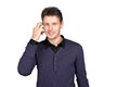 Free The Man On The Phone Royalty Free Stock Photography - 29378477